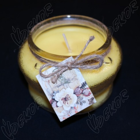 Citronella Κερί Γυαλί ΡΟΥΣΤΊΚ Κιβώτιο 4 τεμ.  4x2,20€+ΦΠΑ