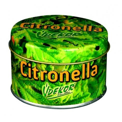 Citronella Κερί Κονσέρβα Μεγάλη 2,80+ΦΠΑ
