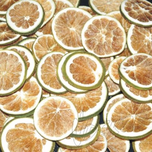 Λεμόνια Αποξηραμένα Φέτες Χονδρική 1kg.