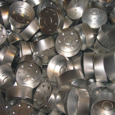 Κυπελάκια Αλουμινίου για κατασκευή Φ 4cm. RESSO 1000τεμ.
