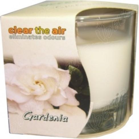Αρωματικό Κερί Ποτήρι Gardenia