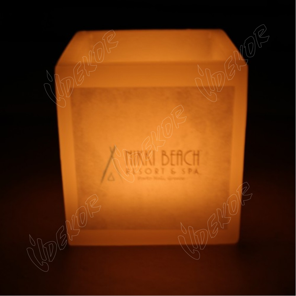 """NIKKI BEACH"" Κερί Αντιανεμικό Για Ρεσώ"