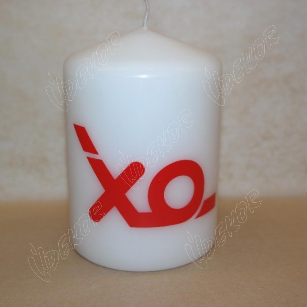 Διαφημιστικά Κεριά  Με Λογότυπο