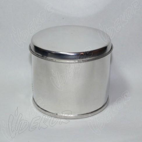 Μπομπονιέρες Μεταλλικό Κουτί 6,5X5,5cm Kιβώτιο 100τεμ. Χονδρική (0,60€+ΦΠΑ)