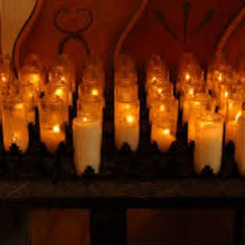 Κεριά Επιτάφια